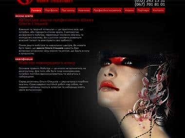 Olga Stetskiv Make-up Courses