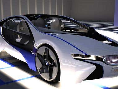 BMW final render