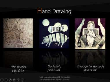 Design, Illustration, Hand Drawing, T-shirt Design