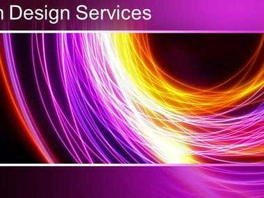 Presentation Design Services