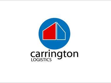 Carrington Logistics logo edesign