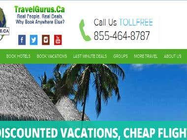 Travelgurus.ca