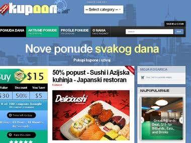 web design - http://kpn22.kamozavikend.hr/