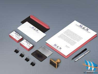 Identidad Visual Estudio Moiso & Notari