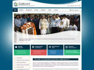 Industrial Training Institute Website