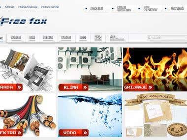 web design - http://www.freefox.biz