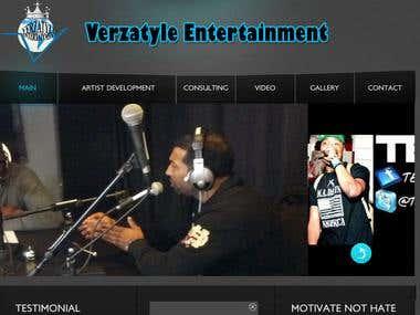 Verzatyle Entertainment