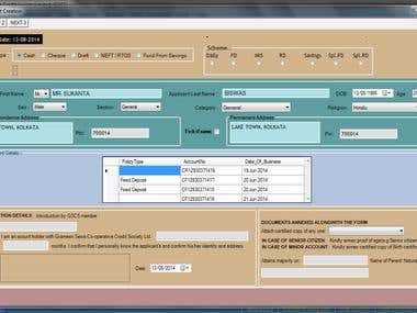 Banking Application (.NET & SQL Server R2)