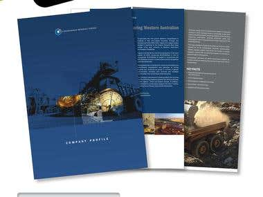 Consolidated minerals corporate design
