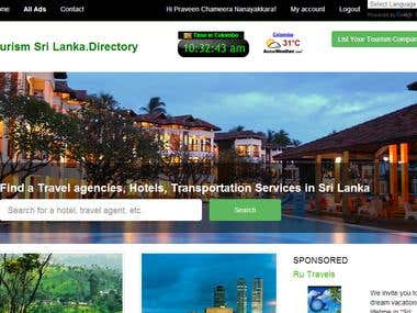 Tourism Sri Lanka.Directory