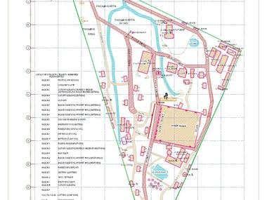 CAD Map