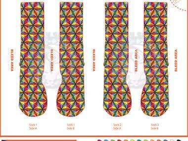 Custom Athletic Socks