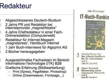 Internet Handbuch für Ihr Unternehmen