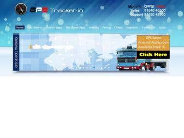 GPS Vehivcal Tracking App