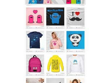 Badbugs Shop V1 - 2012