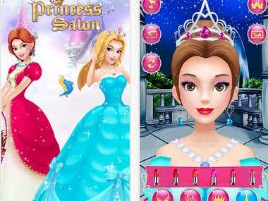 Princess Salon 3D