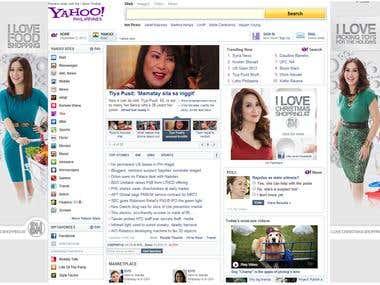 Yahoo! Ad