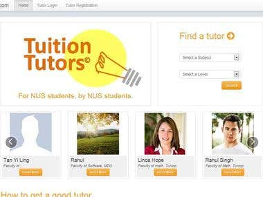 Tuition Tutors