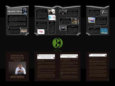 Document Design Portfolio