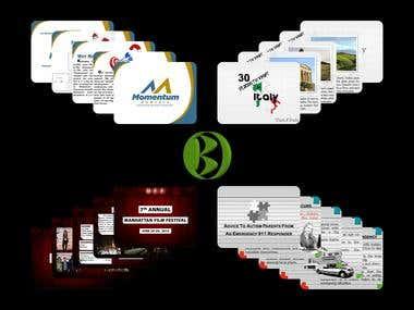 PowerPoint Presentation Portfolio
