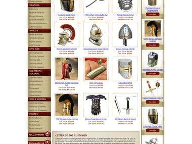 Armor Venue