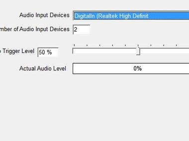 AudiolevelMeter