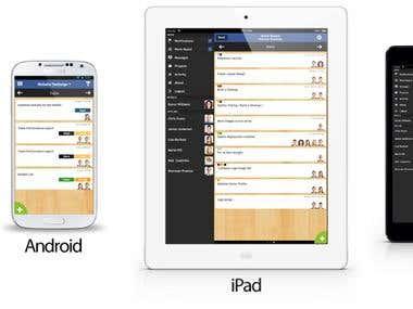 StrikeBase Mobile apps