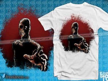 Vector Artwork- T-shirt Designs