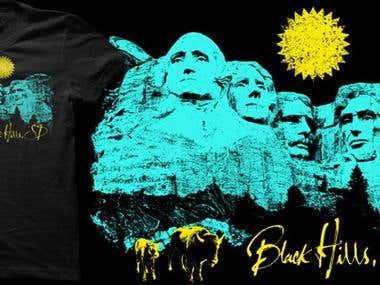 T-shirts Designed