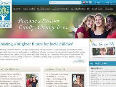 Family Care Website