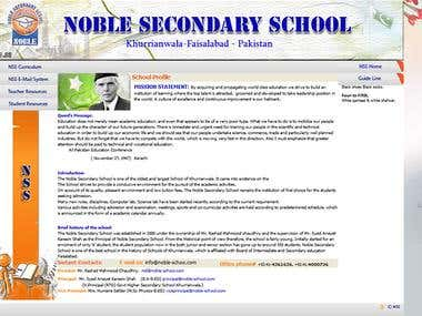 Noble Secondary School