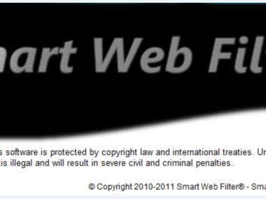 Smart Web Filter