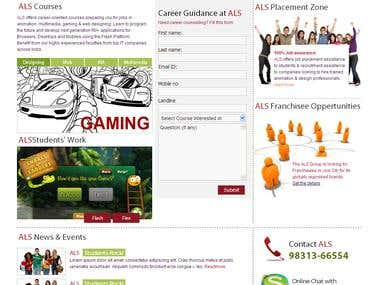 E-learning Solution