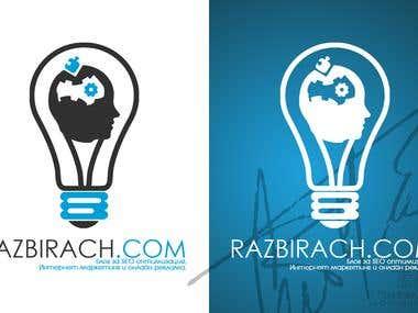 #Razbirach - Logotype