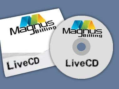 New LiveCD ready-to-play for magnulbilling asterisk software