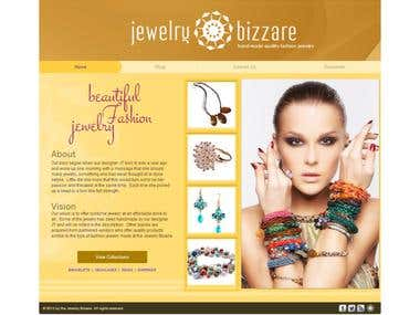 Jewelry E-commerce Store