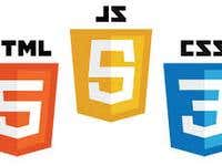 HTML5 + CSS3 + JS