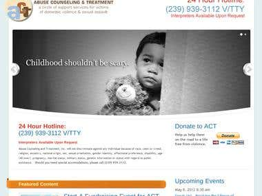 ACT - Abuse Counseling & Treatment