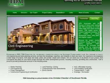 TDM Civil Engineering