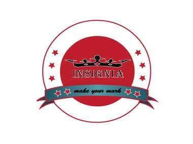 Insignia 3 - logo design