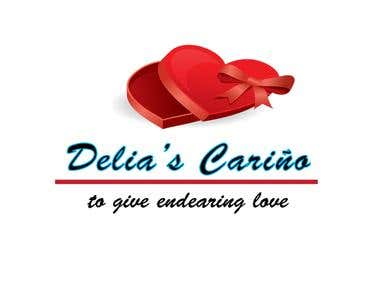 Logo 5 for Delia's Carino