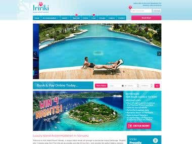 Website for Irikiri
