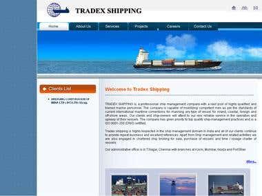 Tradex Shipping