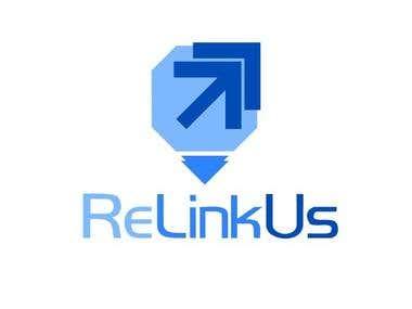 Logo for Relinkus