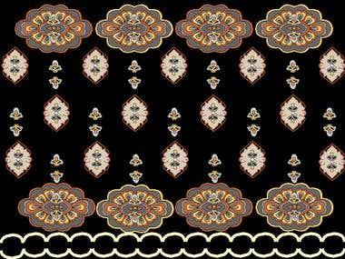Illustrator - Wallis Artwork For Fabric