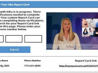 Search For Your hibu Report Card