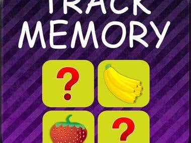 Memory Game: Track Memory