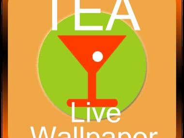 Tea Live Wallpaper