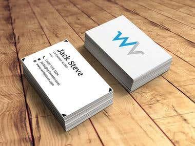 [Freelancer contest] - Websvento Business card