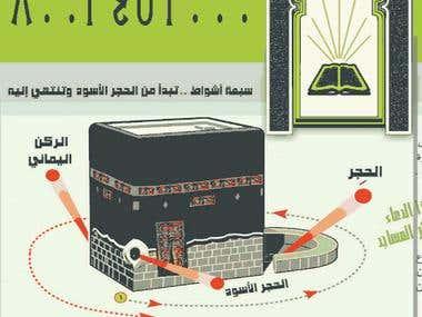 Haqq مناسك الحج والعمرة بطريقة سهلة